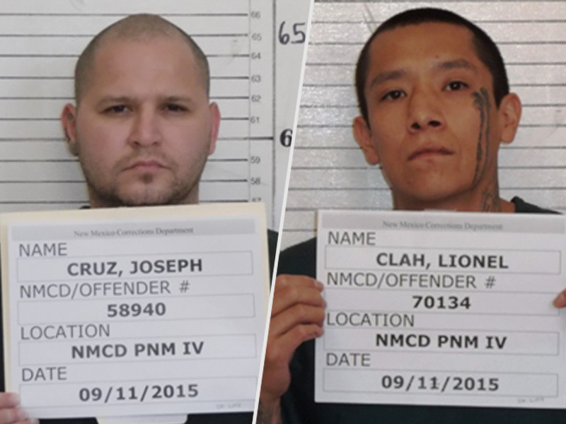 Murderer and Second Felon Escape from Van During Prison Transfer in New Mexico