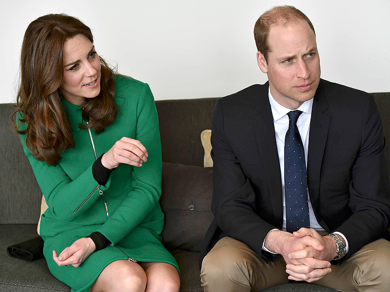 Prince William and Kate Step Out to Support Suicide Prevention
