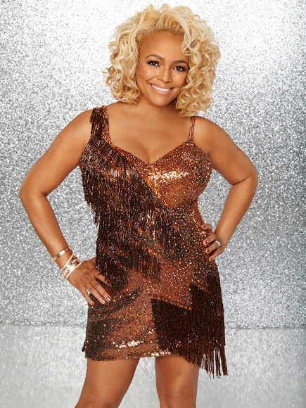 Dancing with the Stars: Kim Fields on Advice from NeNe Leakes