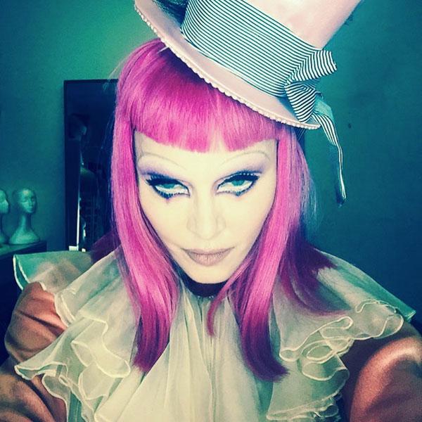 Madonna Dedicates 'Intervention' to Rocco During Australian Concert