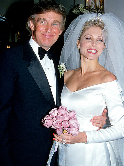 Donald Trump Engagement Ring Auction