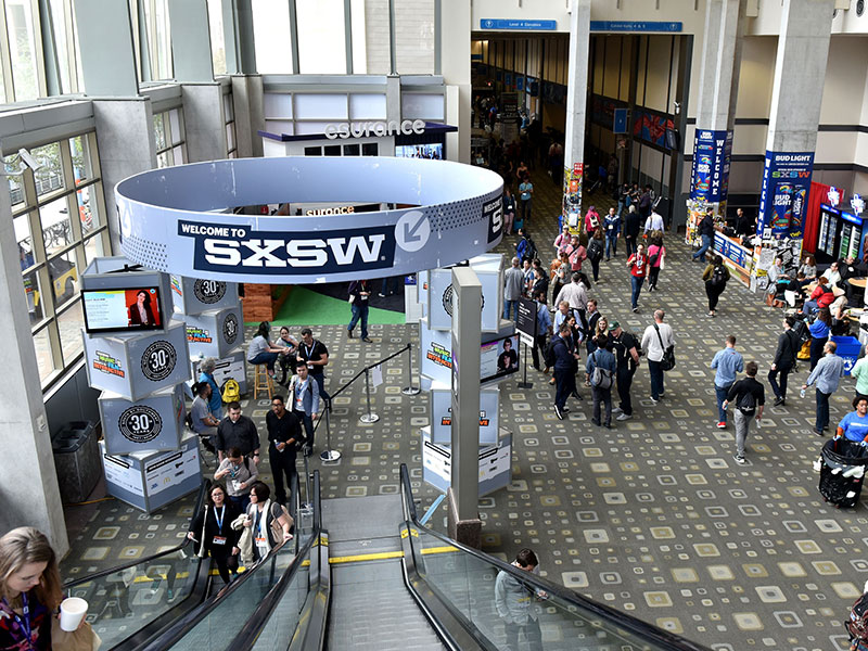 SXSW: Co-Founder Louis Meyers Dead at 60