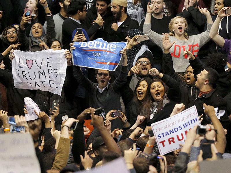 Donald Trump Postpones Chicago Rally Due to Security Concerns