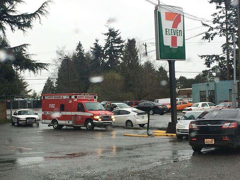 Customer Fatally Shoots Hatchet-Wielding Man Inside Seattle Convenience Store