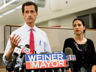 Why Huma Abedin Stood by Husband Anthony Weiner Through His Last Two Sexting Scandals