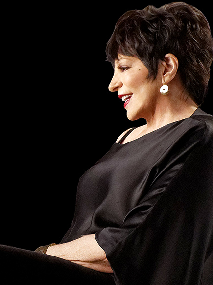 Liza Minnelli's 70th Birthday Celebrated by Kathy Griffin, Barbra Streisand