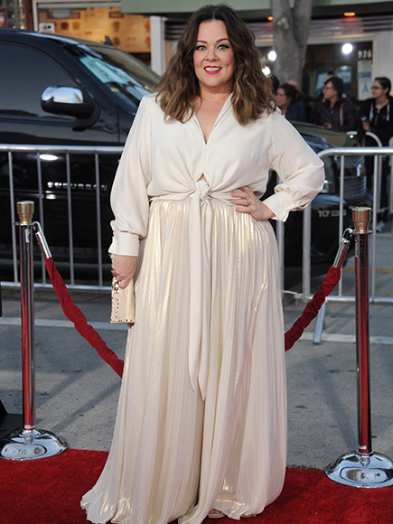 Melissa McCarthy On Plus Size Debate