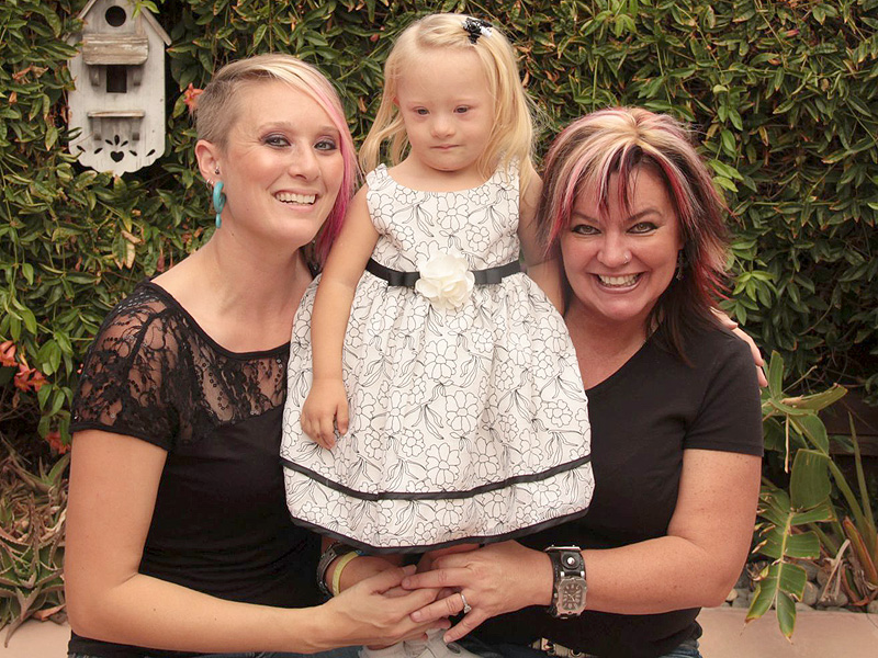 Surrogate Mom Refuses to Abort Baby With Down Syndrome