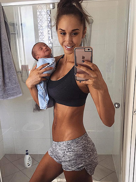 Fit Mom Chontel Duncan Responds To Her Critics People Com