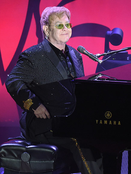 Elton John Dedicates Heartfelt Tribute to Ingrid Sischy: 'It Doesn't Seem Possible That She's Not with Me Anymore'