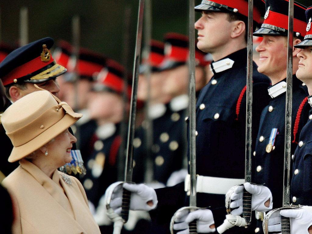 Prince Harry Calls Queen Elizabeth 'Boss' First, Grandmother Second