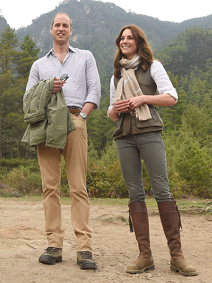 Princess Kate Wears 10-Year-Old Boots on Grueling Hike