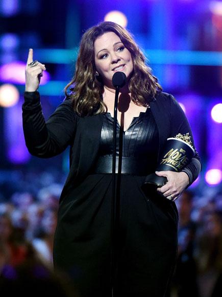 MTV Movie Awards 2016: Melissa McCarthy Wins Comedic Genius Award