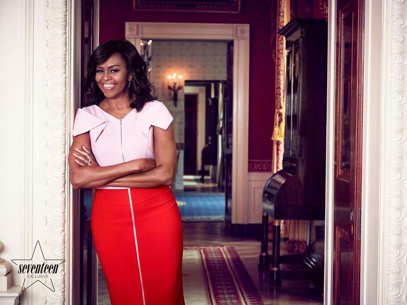 Michelle Obama's College Advice to Daughters Malia and Sasha