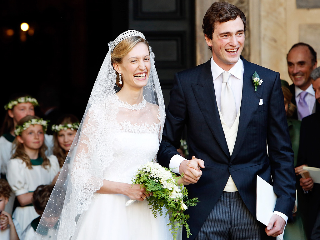 Belgium Prince Amedeo and Wife Elisabetta Expecting First Child