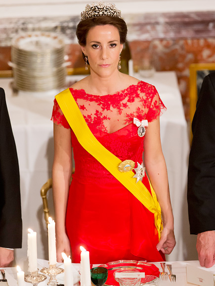 Why Princess Marie Chooses This Tiara for Almost Every Occasion