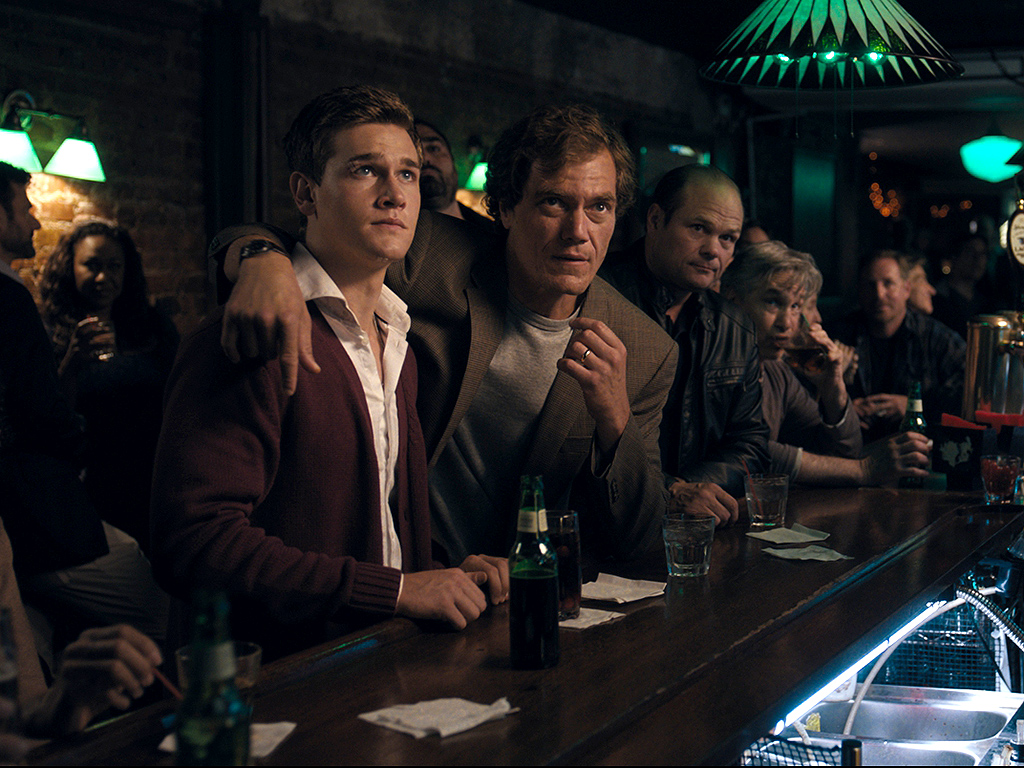 Tribeca Film Festival 2016: Taylor John Smith Talks Wolves with Michael Shannon