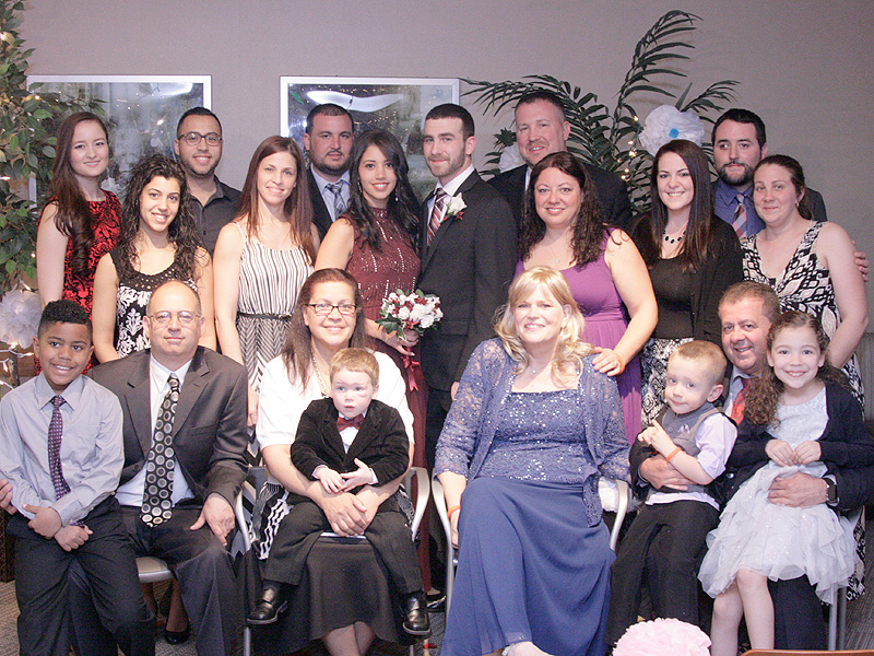 Hospital Wedding Brings Joy to Cancer Patient