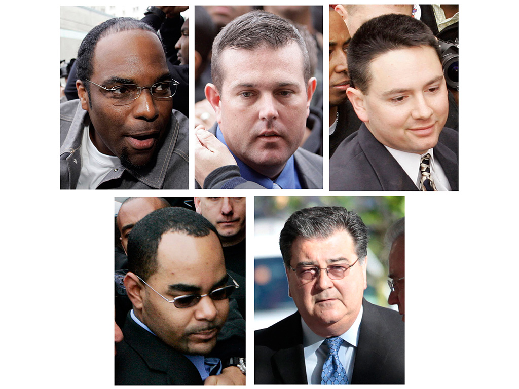 Katrina Bridge Shooting: 5 Cops Plead Guilty to Reduced Charges