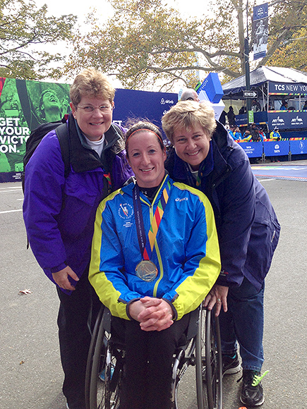 Tatyana McFadden Parents and Upbringing in Orphanage