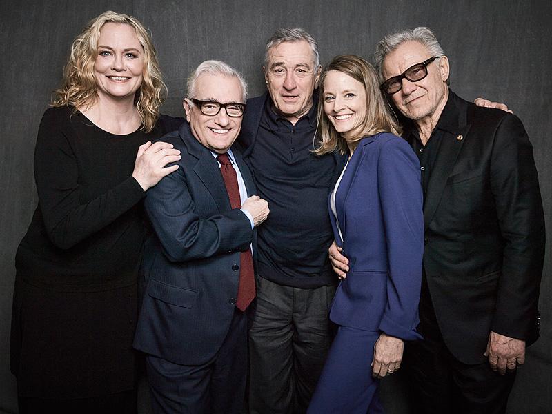 Taxi Driver Reunion: Robert De Niro, Jodie Foster, Cybill Shepherd Together