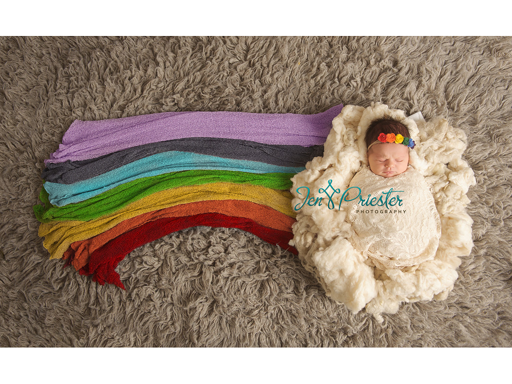 Heartbreaking 'Rainbow Baby' Photo Captures Joy After Loss