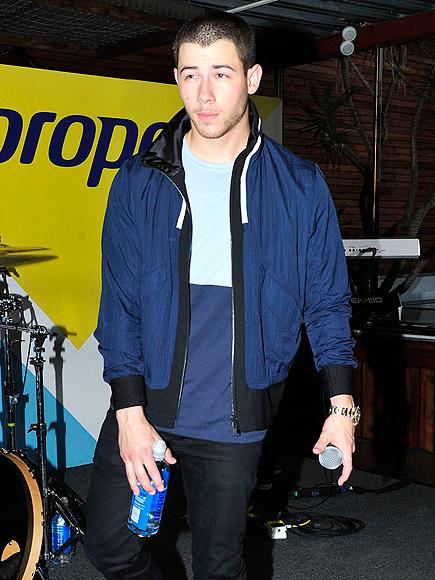 Nick Jonas Hopes Canceling Tour Changes N.C. Bathroom Law