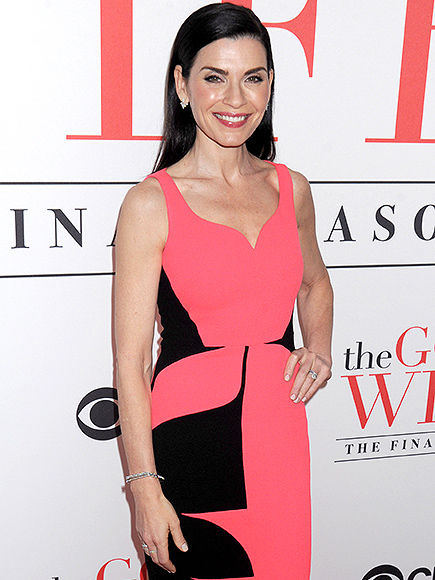 Julianna Margulies Has Contracted Chicken Pox Before Good Wife Finale