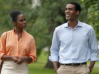 From EW: Watch the Obamas Go on Their First Date in Trailer for Southside With You