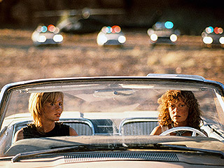 WATCH: 7 Facts You Might Not Know About Thelma & Louise