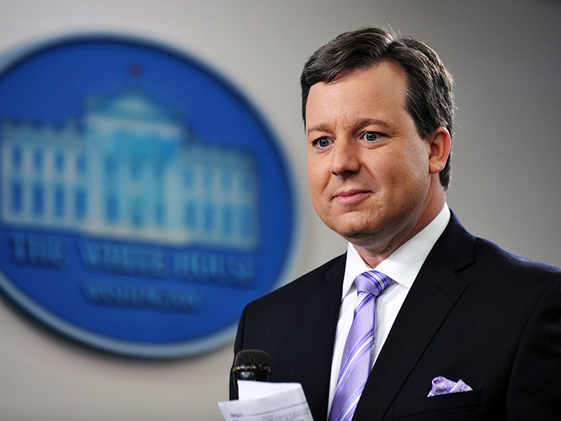 Fox News Correspondent Ed Henry 'Taking Some Time Off' After Alleged Affair