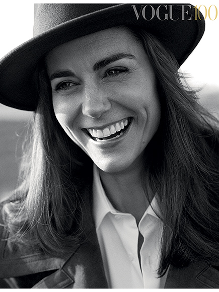 Everything You Need to Know About Kate Middleton's Vogue Cover Shoot
