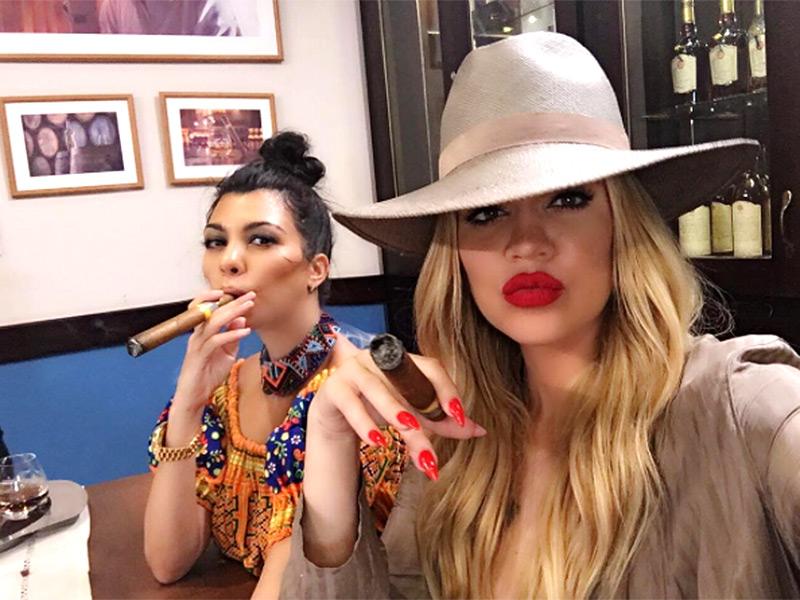 Kardashians in Cuba: Khloe Shares Pictures on Instagram with Kourtney, Kim