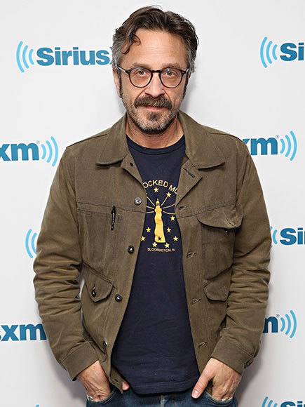 Marc Maron on His Sobriety and IFC Show