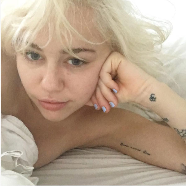 Miley Cyrus Tattoo Guide