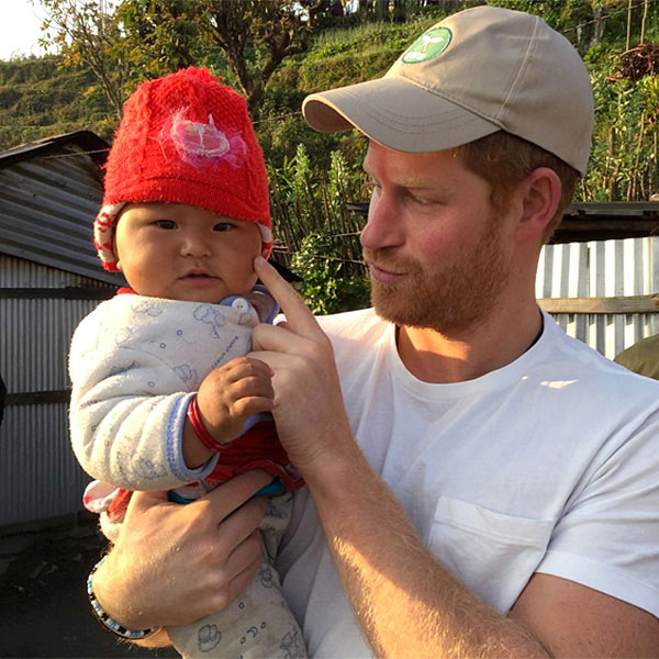 Prince Harry Opens Up About Wanting Kids : People.com