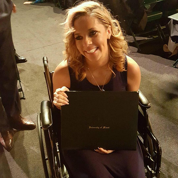Will Smith's Wife Racquel Accepts Masters Degree on Late Husband's Behalf