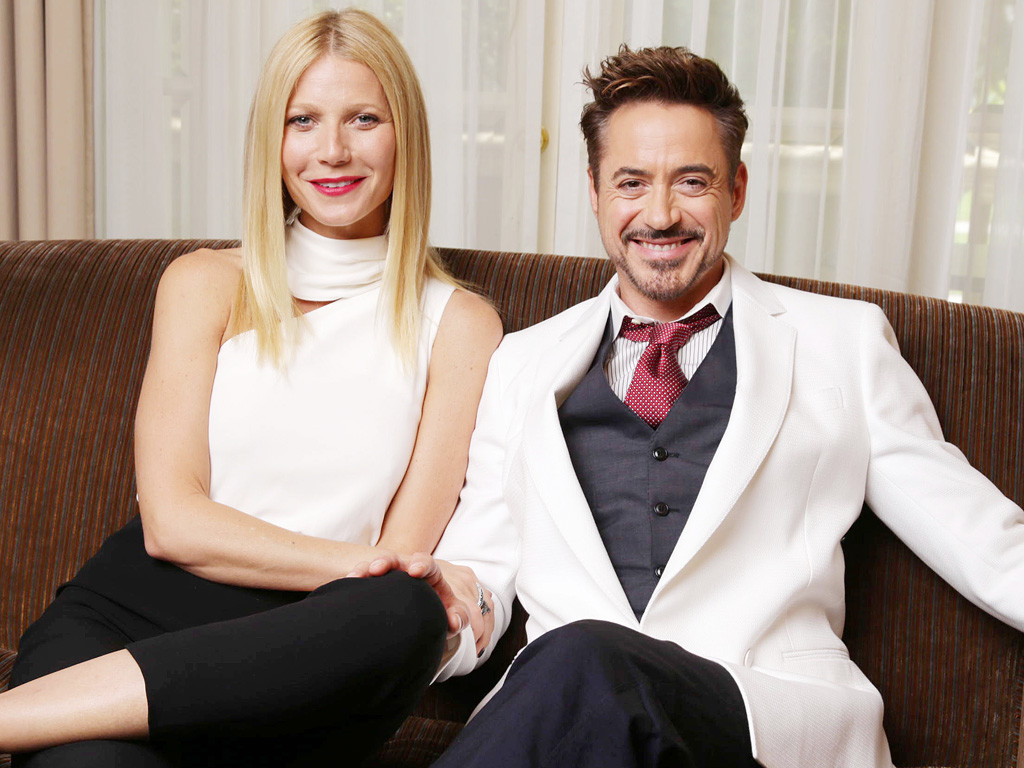 Robert Downey Jr. Jokes Gwyneth Paltrow Is His Free Pass