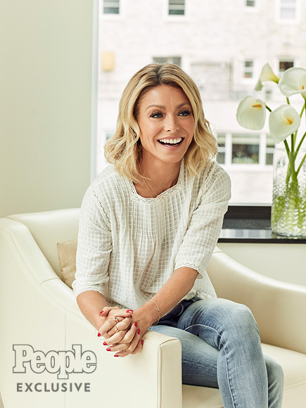 Kelly Ripa Will Not Join The View or Good Morning America : People.com