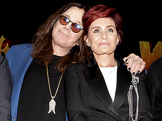 WATCH: Sharon Osbourne Takes Back Ozzy After Reported Infidelity – 'I Forgive ... Even Though He's a Dirty Dog'