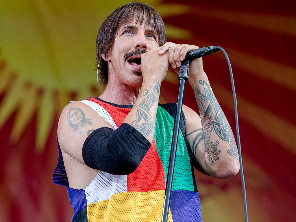 Red Hot Chili Peppers Cancel Concert After Anthony Keidis Hospitalized : People.com