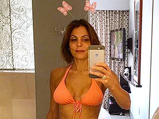 Bethenny Frankel Flaunts Fit Figure in Bikini Selfie During Las Vegas Trip with 6-Year-Old Daughter Bryn