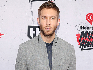 Calvin Harris Flaunts His Abs in New Shirtless Photo