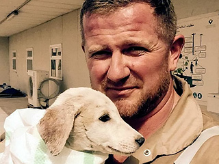 Veteran Struggling to Bring Home Dog He Saved from Death in Iraq