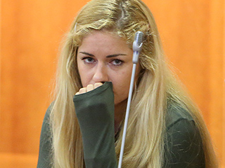Swimsuit Model Mayka Kukucova Found Guilty Of Murdering Jewelry Tycoon Ex-Boyfriend Andrew Bush