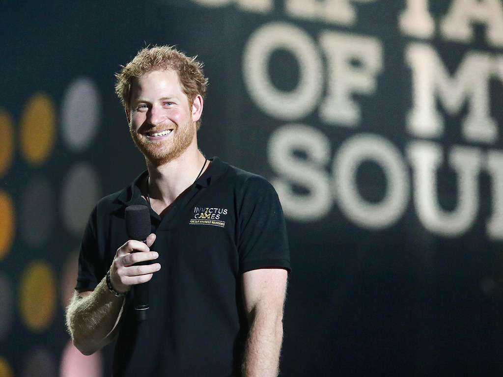 Prince Harry's Is 'Carrying Princess Diana's Torch' in Fight to End HIV
