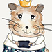 Meet Marvin the Royal Hamster – Or Rather, the Genius Behind the Best Thing You Will See All Day