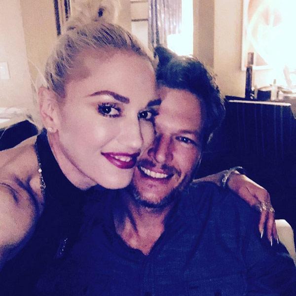 Gwen Stefani Shares Cute Instagram Photos with Blake ... гвен стефани инстаграм