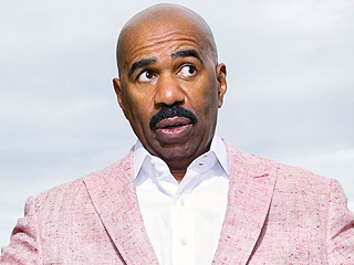 'I Can't Ever Go to Colombia!' Steve Harvey Is Still Embarrassed About His Miss Universe Gaffe