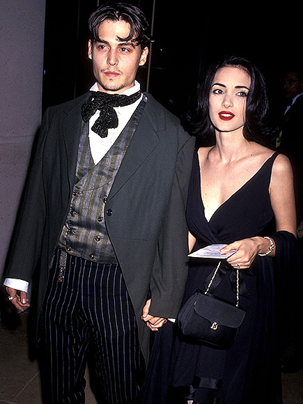 Winona Ryder Defends Ex Johnny Depp: He Was 'Never Abusive ...